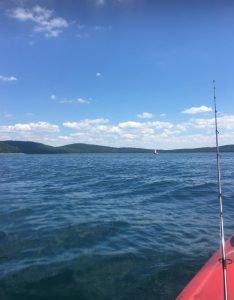 Round Valley Reservoir Boat Launch