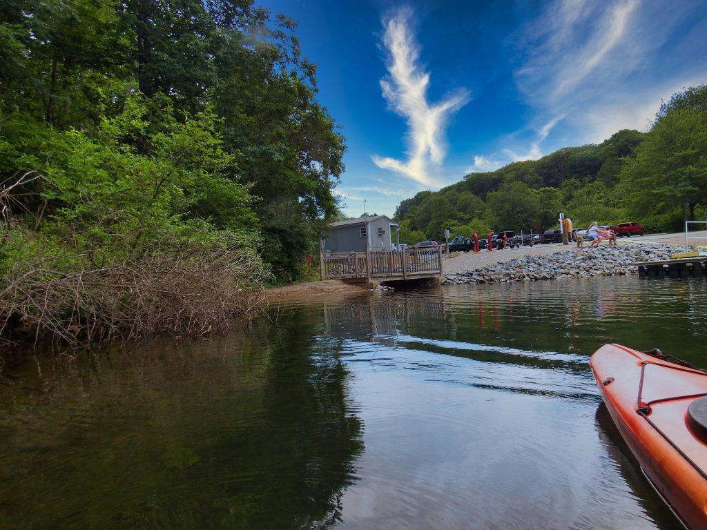 Merrill Creek Boat Launch