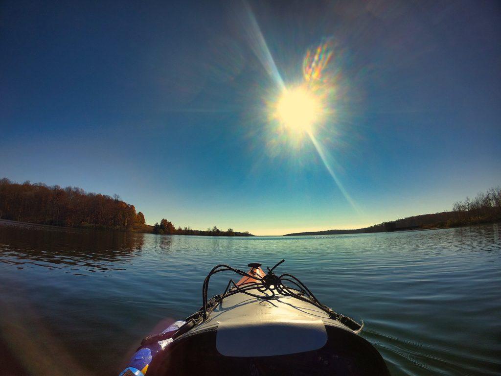 Merrill Creek perfect paddle
